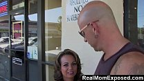 RealMomExposed - Milf Gets Picked Up And Fucked Hard