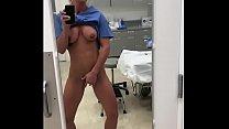 milf nurse gets fired for showing pussy (nurse420 on camsoda) صورة