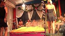 extreme german gangbang fuck orgy pornhub video