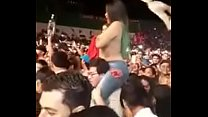 camba at the concert