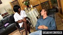 Ebony Therapist Jasmine Webb Helps Patient Overcome His Fear of Black Holes - 69VClub.Com
