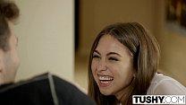 artof zoo - TUSHY Riley Reid First Double Penetration thumbnail