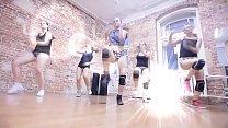 Sexy Russians dancing