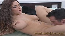 upset wife slut cheating busy husband with stra...