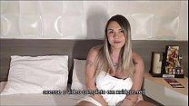 Fernandinha Fernandez sorteia fã de um site de swing para foder com ela no motel Image
