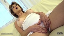 Image: Hairy Old Pussy and Ass FUCK with big cock black man penetrating her mouth