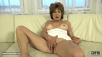 Hairy Old Pussy and Ass FUCK with big cock black man penetrating her mouth
