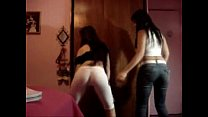 Valentina Ignacia Bailando Con Una Amiga I preview image