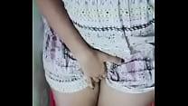 Swathi naidu sexy selfie body show on bed