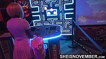 I'm Gonna Fuck My Step Sister Tonight When We Leave The Arcade, Innocent Ebony Msnovember Dumped By Her Boyfriend Decides To Give Into To Sex With Step Brother On Sheisnovember