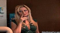 Blonde milf Bobbi Eden gets fucked pornhub video