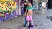 MAMACITAZ - Petite Teen Russian Daniella Margot Takes That Big Cock Like A Superstar