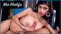 BANGBROS - Mia Khalifa Looks Stunning As She Gets Her Arab Pussy Stretched By Carlo Carrera's Thumb