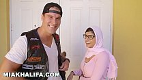 MIA KHALIFA - Never Before Seen Bloopers From T...