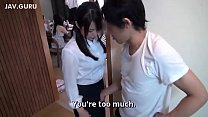 Japanese Sister Morning Sex With Brother in The Front Of Family! [가족 근친상간 family]