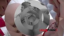 Linda Sweet & Lucia Love anal & DP with 2 guys SZ857 Vorschaubild