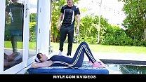 MYLF - Toned Milf Gets Hot And Sweaty With BWC Vorschaubild