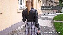 Private.com - Brunette Silvia Dellai Butt Banged & Jizzed On