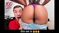 BANGBROS - Sexy PAWG Gianna Nicole Bounces Her Big Ass On The Flesh Pole porn thumbnail