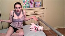[ittybittystudios] Daughter's revenge on Spying Daddy Preview porn image