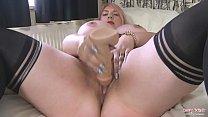 Kiki Rainbow Big Tits Fun And Dildo Fucking