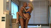 Carla Cox fucked really hard in the ass