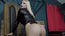 Dating Site Loser Becomes A Slave - Vanessa Cage Femdom