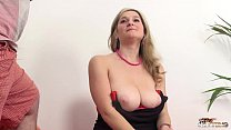 Image: Teen gets her cherry popped at a Fake casting with Wendy Moon