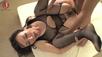 [HMHI-268] Sexy Asian bebe in kinky black linge...