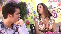 Lovely MILF Francesca Le Likes Young Cocks porn thumbnail