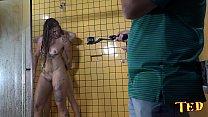 Suruba no vestiário durante o banho - Melissa Devassa - Rafaella Denardin - Victor Hugo - Alex Santo Ab image