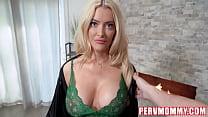 Hot Stepmom Linzee Ryder Fucked Stepson on St Patricks Day