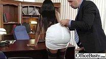 (codi bryant) Busty Hot Girl Hard Banged In Off...