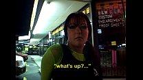 Metro - Teen Anal POV 02 - scene 3