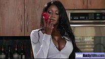 (diamond jackson) Naughty Bigtits Housewife Love Intercorse vid-10