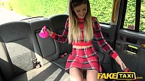 Fake Taxi Petite Rhiannon Ryder loves Deepthroat hard sex and anal play