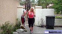 Mature Wife With Round Big Tits Love Sex On Tape (alura jenson) movie-02