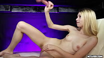 ADORABLE Teen Jessica Marie DRENCHED in Cum - M...