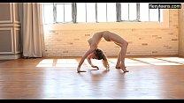 Emma Jomell an incredibly beautiful gymnast sho...