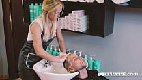 TelexPorn.com - Private Presents-XXX Hair Salon -Trailer 2017