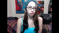 Hot alexxxcoal masturbating on live webcam  - 6...