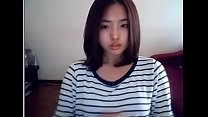 Korean girl masturbating on webcam - 69CAM.CLUB thumbnail