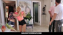 Daughterswap ◦ daughters fucked during sleepover thumbnail