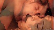desimasala.co - Big boob bhabhi hot boob grab romance with young boyfriend thumbnail