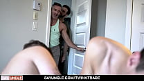 Innocent Teens Jake Nobello And Marco Biancci Switch Dads For Money