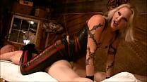 Mistress Koral Rappping Her Slaves Ass - harddom.net