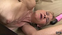 Granny fucked hard in her ass by black guy she gets creampied صورة