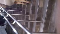 18169 Una Madurita En Minifalda Saliendo Del Metro preview