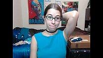 amateur alexxxcoal flashing boobs on live webca...