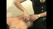 Elegant Mistress Tickle Torture Her Slave thumbnail